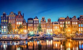 Визы в Нидерланды