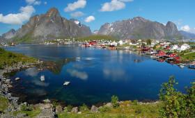 Визы в Норвегию
