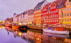 Шенгенская виза в Данию