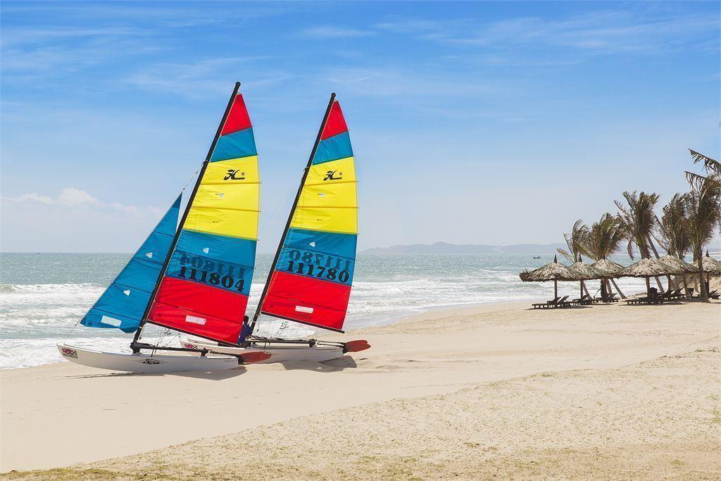 вьетнам отдых на море Cam Ranh Riviera Beach Resort Spa
