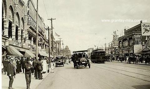 Coney Island - 1917